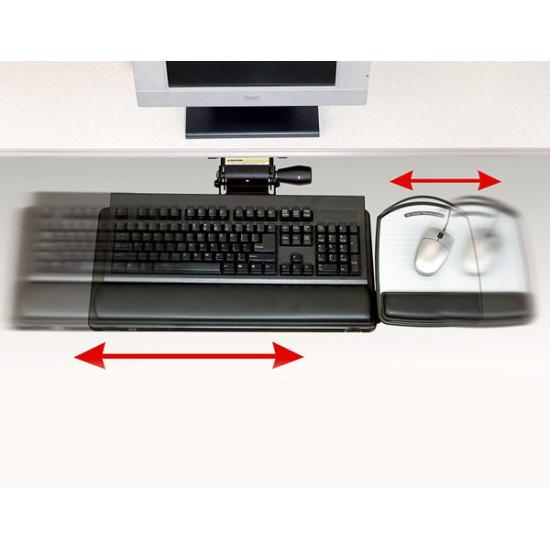 3M™ Knob Adjust Keyboard Tray AKT80LE