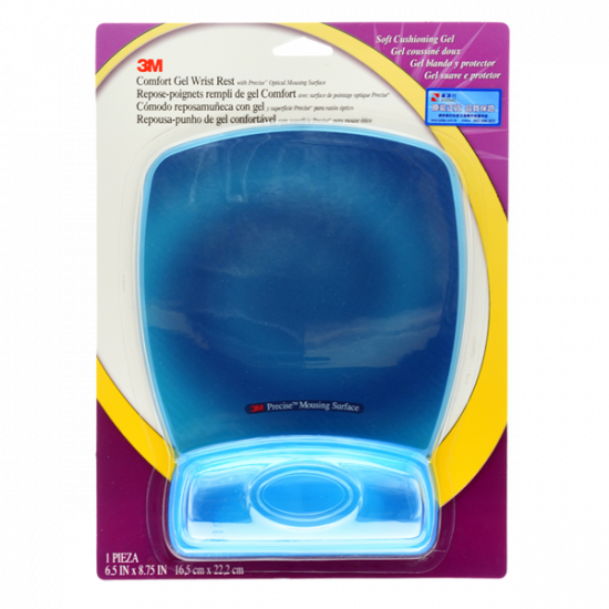 3M MOUSE PAD GEL PRECISE SURFACE MWJ309