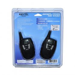Amytel AW380Tu Walkie Talkie (Dual Pack)
