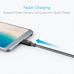 Anker PowerLine+ USB-c to USB-c 2.0 Cable 0.9m