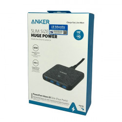 Anker PowerPort Atom III Slim (4Ports) USB Charger 65W