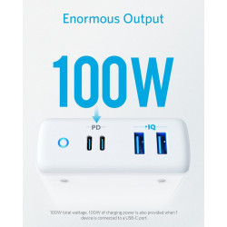 Anker PowerPort Atom PD4 Charger 100W