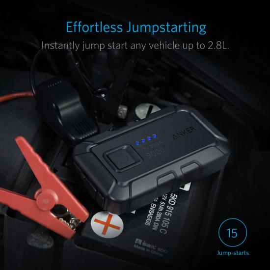 Anker Jump Starter Mini 9000mAh