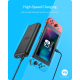 Anker PowerCore 20100 Nintendo Switch Edition