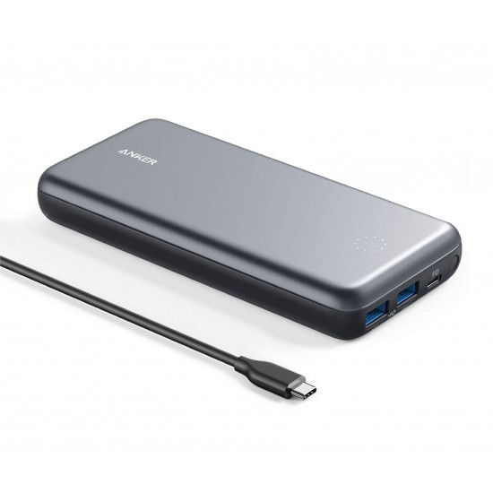 Anker PowerCore+ 19000 PD Powerbank and Data Hub