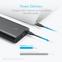 Anker PowerCore+ 26800 PD Powerbank