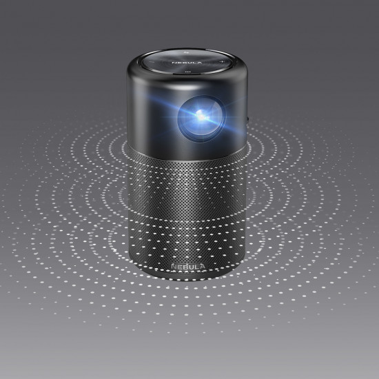 NEBULA by Anker Capsule Pro Portable Projector