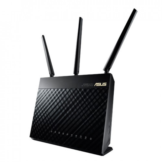 ASUS RT-AC68U AC1900 WiFi Router