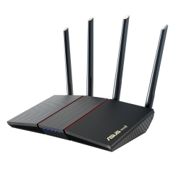 ASUS AX1800 Dual Band WiFi 6 Router RT-AX55