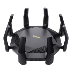 ASUS 12-stream AX6000 Dual Band WiFi 6 Router RT-AX89X