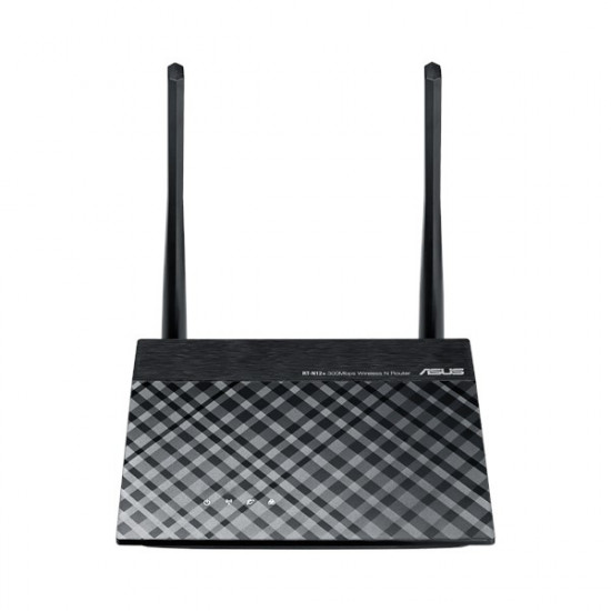 ASUS RT-N12+ N300 WiFi Router