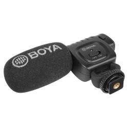 BOYA SHOTGUN MICROPHONE BY-BM3011