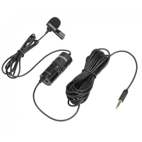 BOYA LAVALIER MICROPHONE BY-M1 PRO