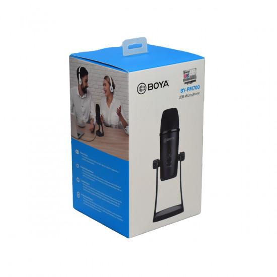 BOYA USB MICROPHONE BY-PM700