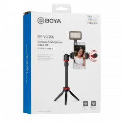 BOYA ULTIMATE SMARTPHONE VIDEO KIT BY-VG350
