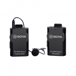 BOYA WIRELESS MICROPHONE BY-WM4 MKII