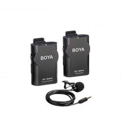 BOYA WIRELESS MICROPHONE BY-WM4