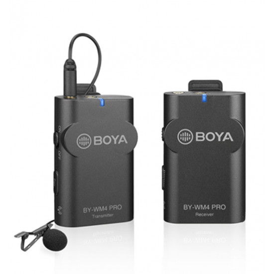 BOYA WIRELESS MICROPHONE BY-WM4 PRO K1