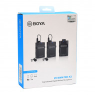 BOYA WIRELESS MICROPHONE BY-WM4 PRO K2