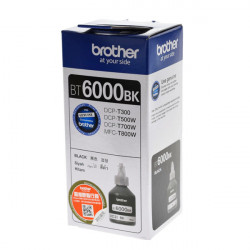 BROTHER INK YIELD BT6000BK 108ML