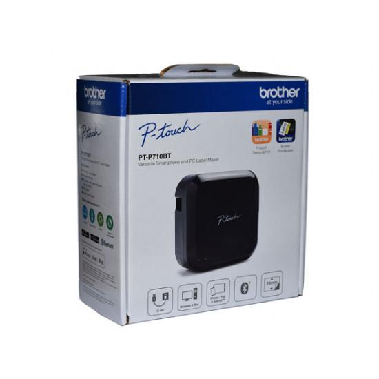 Brother Hand-held Label Printer PT-P710BT