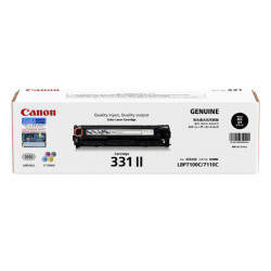 CANON CARTRIDGE 331 II BK HIGH CAP TONER