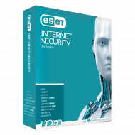 Eset Internet Security  1-User 3-Year