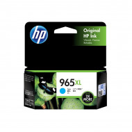 HP 3JA81AA Cyan Ink Cartridge (965XL)