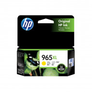 HP 3JA83AA Yellow Ink Cartridge (965XL)