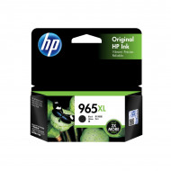 HP 3JA84AA Black Ink Cartridge (965XL)