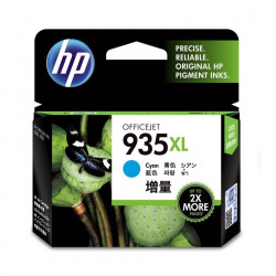 HP C2P24AA Cyan Ink Cartridge (935XL)
