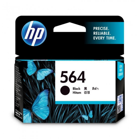 HP CB316WA Black Ink Cartridge (564)