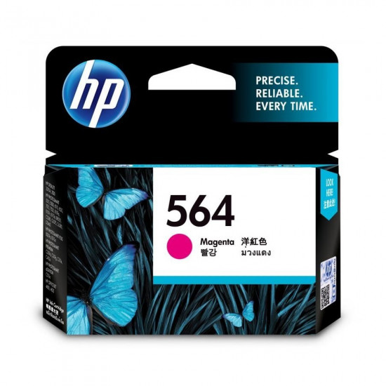 HP CB319WA Magenta Ink Cartridge (564)