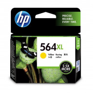 HP CB325WA Yellow Ink Cartridge (564XL)