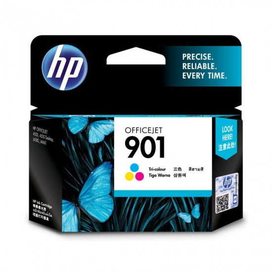 HP CC656AA Color Ink Cartridge (901)