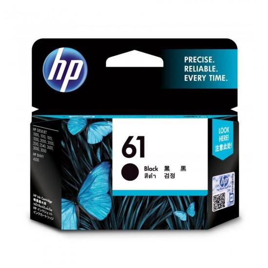 HP CH561WA Black Ink Cartridge (61)