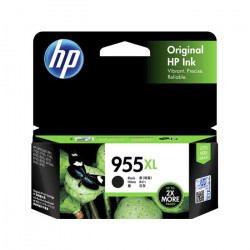 HP L0S72AA Black Ink Cartridge (955XL)