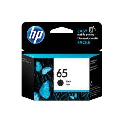 HP N9K02AA Black Ink Cartridge (65)