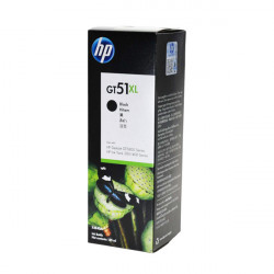 HP GT51XL Black Ink Bottle X4E40AA (135ml)