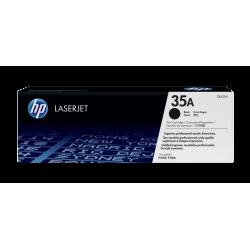 HP CB435A Black Toner Cartridge (35A)