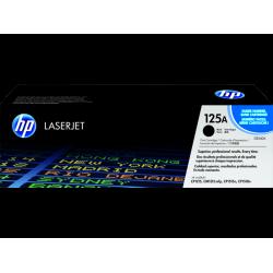 HP CB540A Black Toner Cartridge (125A)