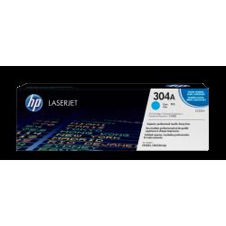 HP CC531A Cyan Toner Cartridge (304A)