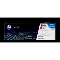 HP CC533A Magenta Toner Cartridge (304A)