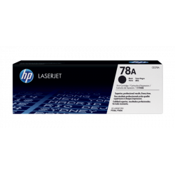 HP CE278A Black Toner Cartridge (78A)