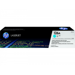 HP CE311A TONER CYAN FOR CP1025 (126A)