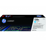 HP CE321A Cyan Toner Cartridge (128A)