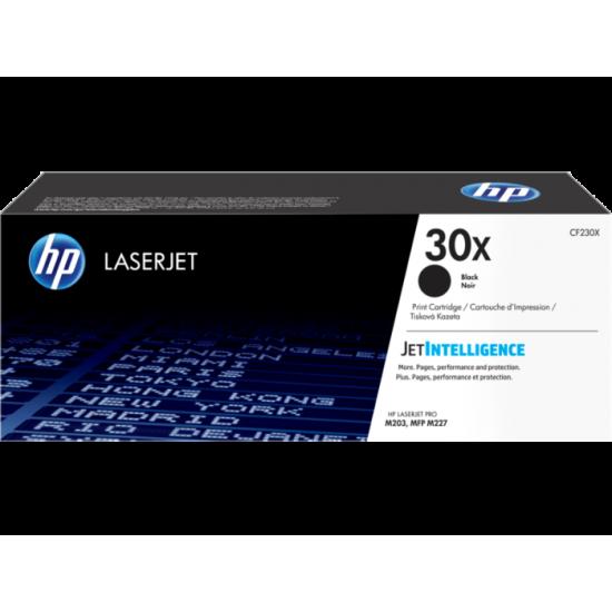 HP CF230X Black Toner Cartridge (30X)