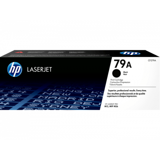 HP CF279A Black Toner Cartridge (79A)