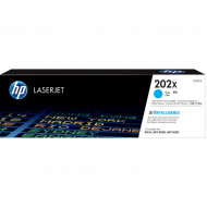 HP CF501X Cyan Toner Cartridge (202X)