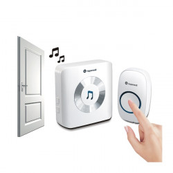 Hopewell Wireless DoorBell DB-21 (300m) with 3 Receiver